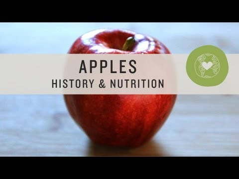 Apples: History & Nutrition