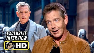 Ben Mendelsohn Exclusive Interview for ROBIN HOOD