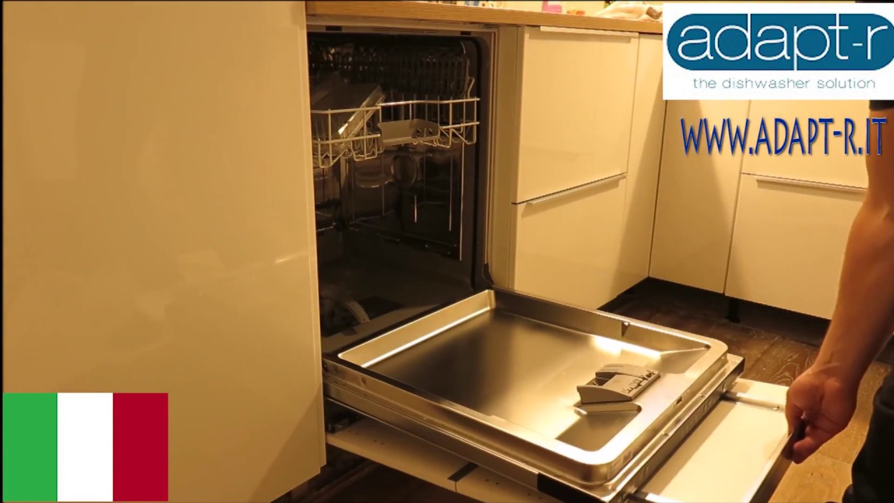 Problema della porta lavastoviglie IKEA metod cucina