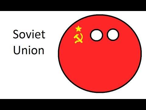 Polandball Drawing - Soviet Union - YouTube