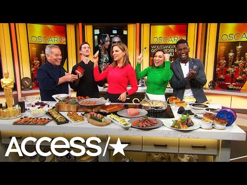 Oscar-Worthy Eats: Chef Wolfgang Puck Previews His Delicious Governors Ball Menu | Access