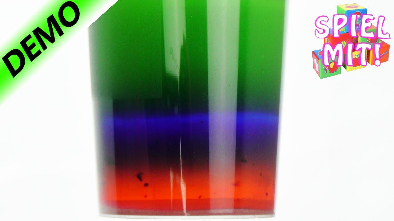 Regenbogen im Glas - Experimente zum Nachmachen mit Sachen die man ...