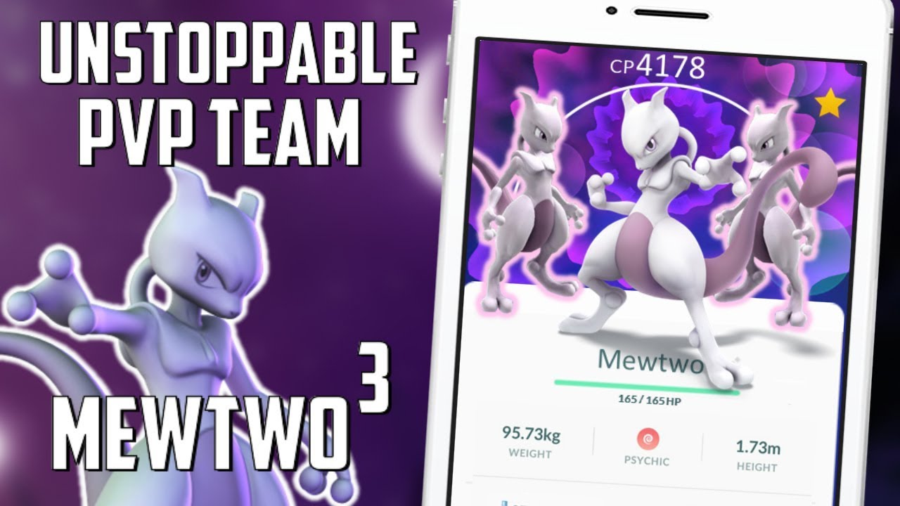 The Most Unstoppable Team For PVP In Pokemon Go!