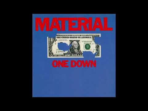 Material - One Down (1982) FULL ALBUM mp3