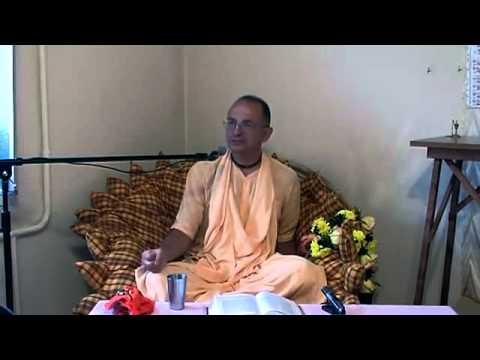 Бхагавад Гита 3.6-7 - Бхакти Вигьяна Госвами
