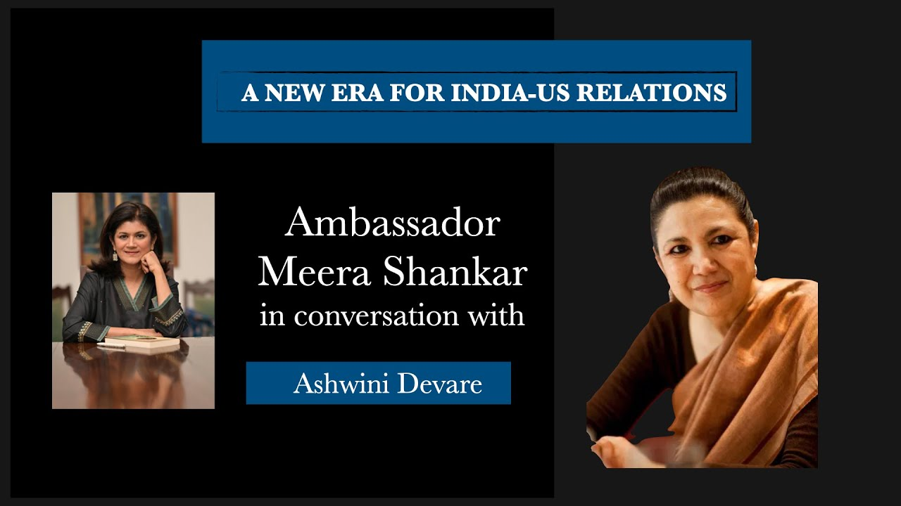 India-US relations in the Biden Era | Perspectives with Ashwini Devare