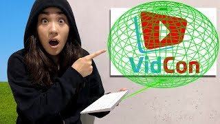 PROTECTING VidCon from YouTube Hackers!
