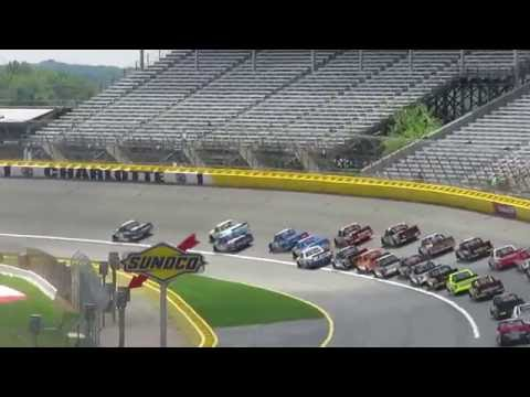 2016 NC Education Lottery 200 @ Charlotte Motor Speedway