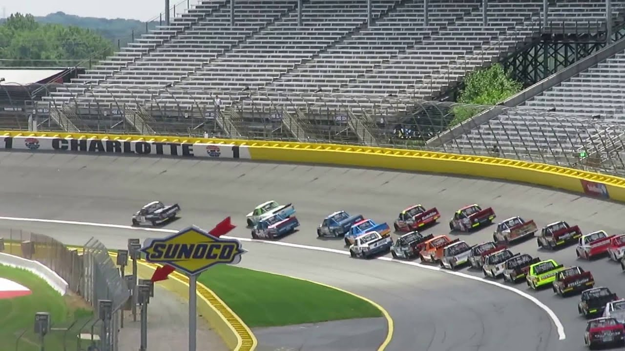 2016 nc education lottery 200 charlotte motor speedway for Charlotte motor speed way