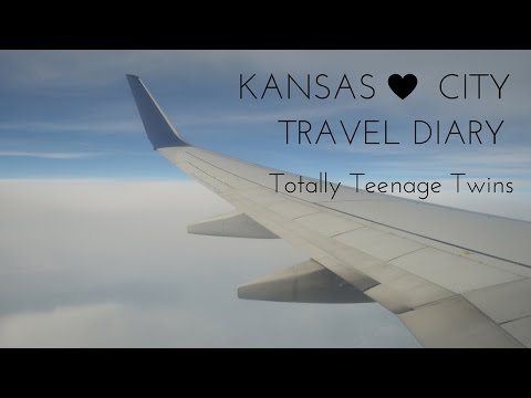 Kansas City Travel Diary | Totally Teenage Twins | #carolinesphotographs
