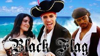 """BLACK FLAG (Assassin's Creed 4 / Katy Perry """"Dark Horse"""" Parody!)"""
