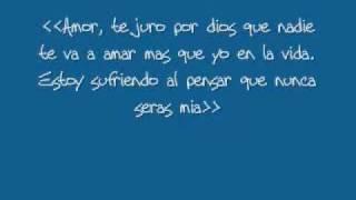 Yo te amo-Los Angeles Azules (Lyrics)