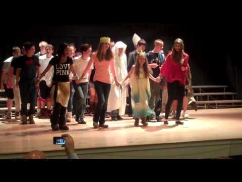 Anglo-Saxon Ceremony Dance