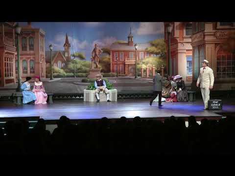 Cornerstone Theatre Presents Meredith Willson's The Music Man Junior