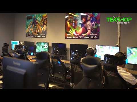 Lắp đặt phòng net cyber gaming đỉnh nhất - 24hComputer