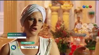 Video Cómo es la religión Umbanda - Telefe Noticias download MP3, 3GP, MP4, WEBM, AVI, FLV Oktober 2018