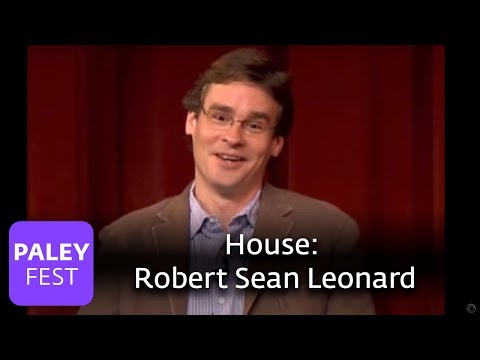 House  Robert Sean Leonard On His Audition