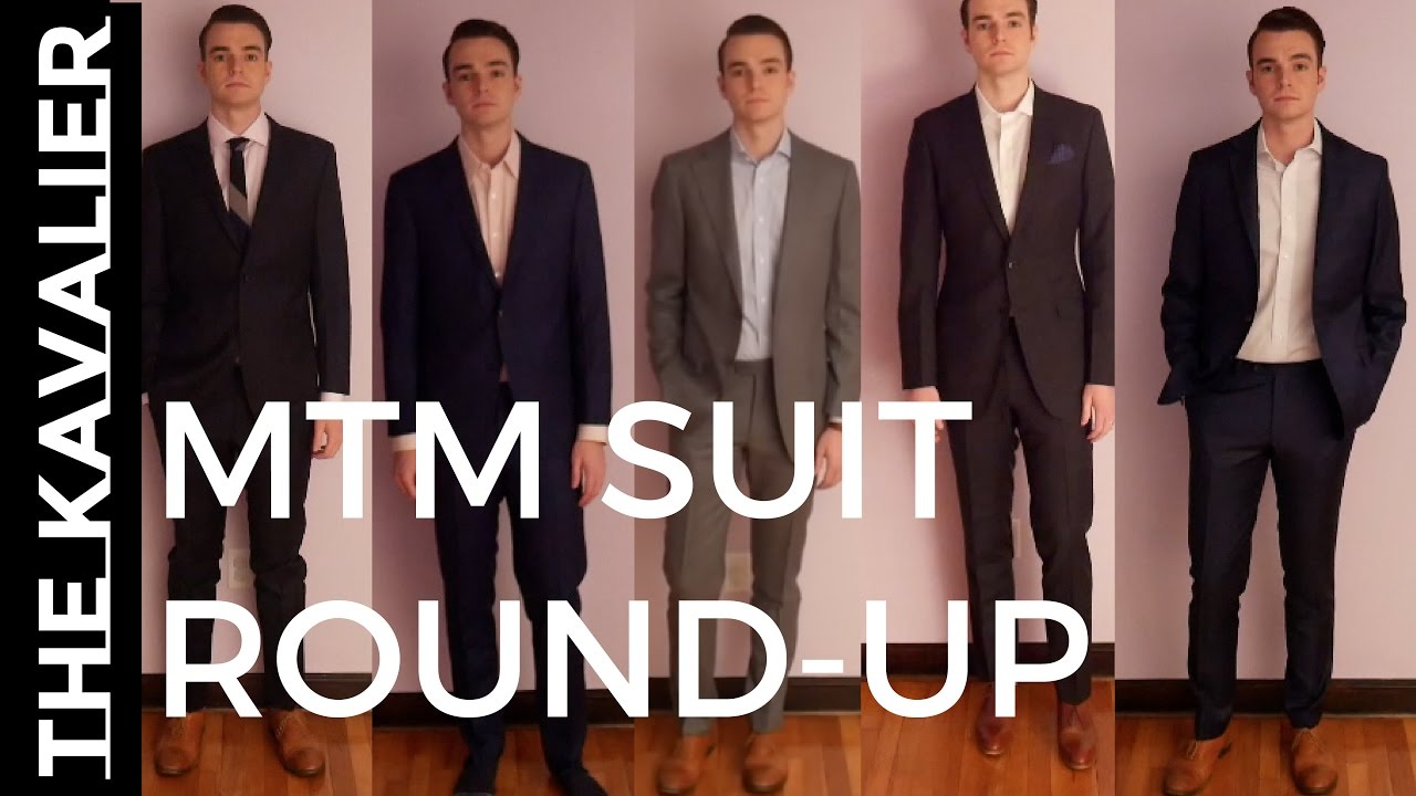 MADE TO MEASURE SUIT REVIEW SHOWDOWN - Indochino vs Suit Supply vs ...