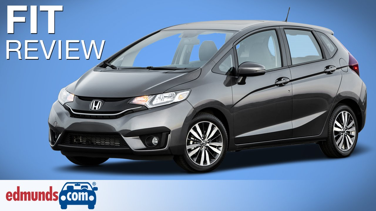 honda fit review youtube
