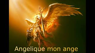 NEW ALBUM - ANGEL QUE MON ANGE  JEANNE ASTER