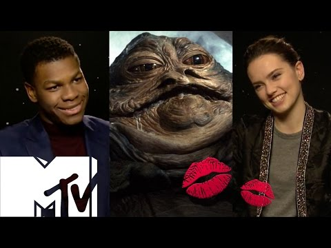 Star Wars: The Force Awakens Cast Play Snog / Marry / Avoid: Star Wars Edition | MTV