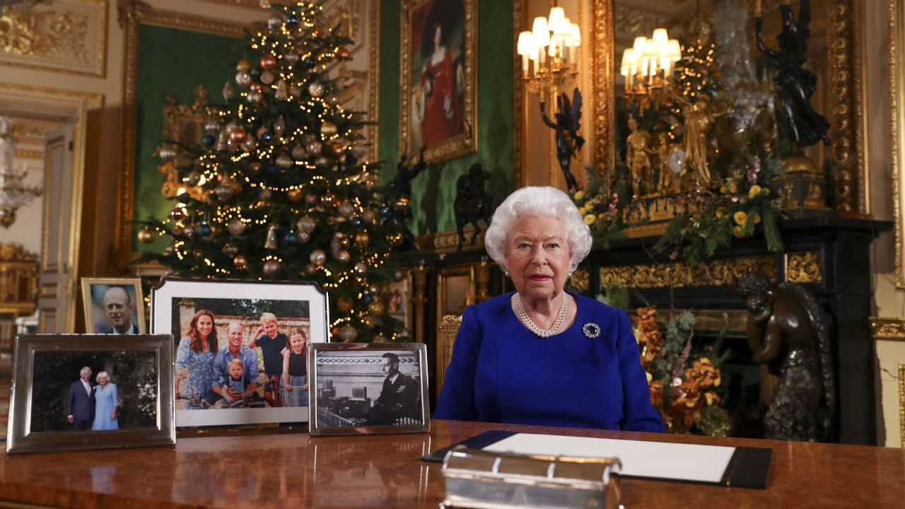 Youtube Queens Christmas Message 2020 The Queen's Christmas Broadcast 2019   YouTube