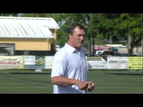 John Lynch Speaking with the Plant Panthers - TrainUp