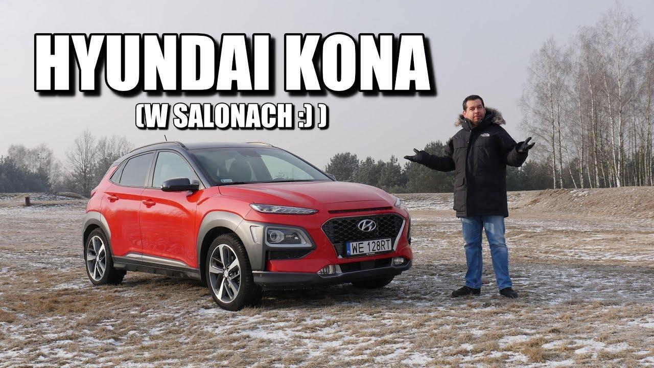 Hyundai Kona 1.0 (PL) – test i jazda próbna