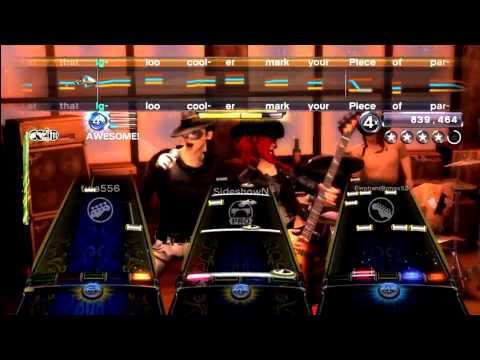 Summer Nights - Rascal Flatts Expert Full Band Rock Band 3