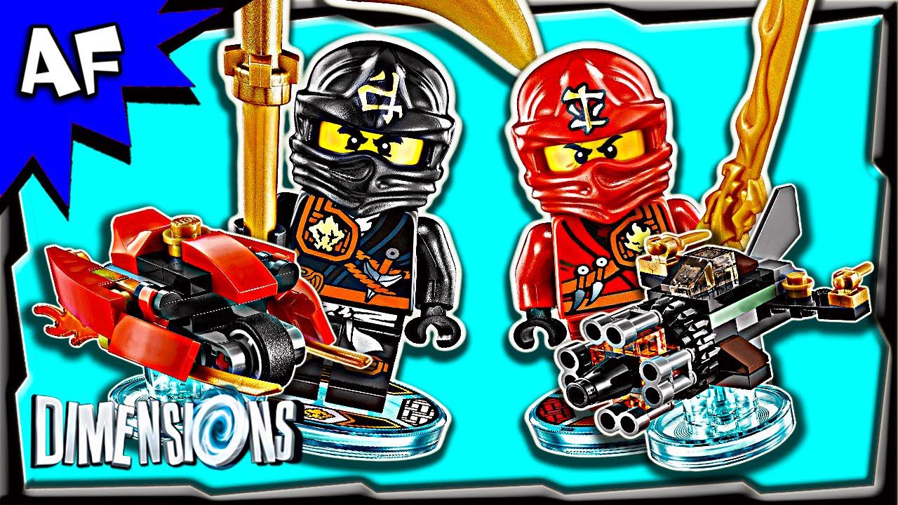 Lego dimensions ninjago team pack 3 in 1 build review - Lego ninjago team ...