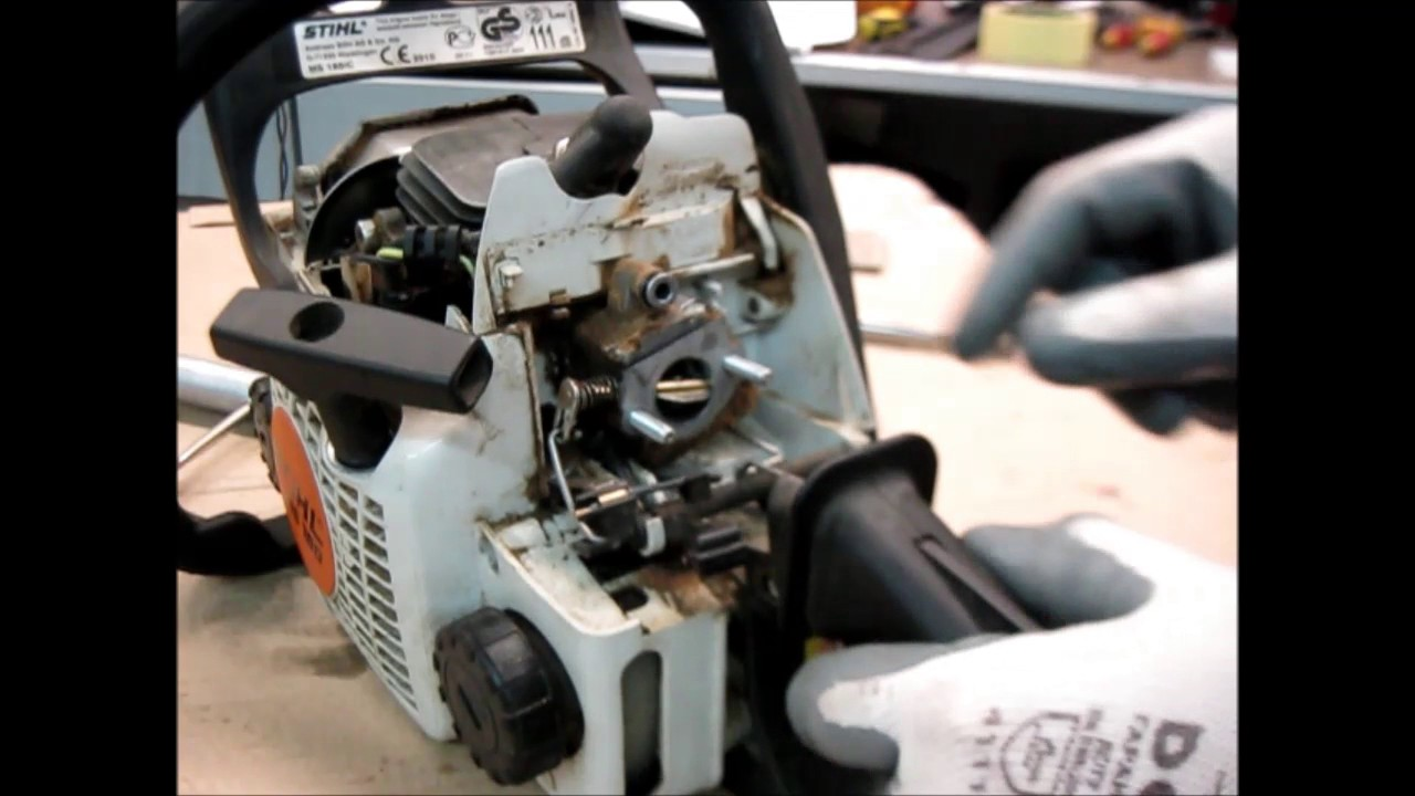 23 янв 2017. Ремонт чистка карбюратора stihl 180. Up next. Repair of chainsaw stihl ms 180, repair and carb tuning, does not start duration: 50:56.