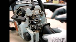 видео Регулировка карбюратора бензопилы своими руками, ремонт и обслуживание устройства