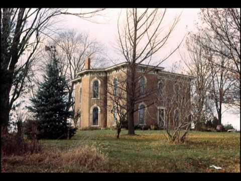 North American House Types: Italianate Houses