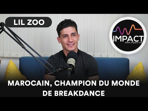Lil Zoo, Champion du Monde de Breakdance sur IMPACT