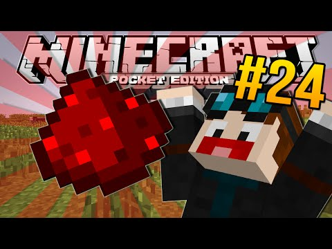 Minecraft Pocket Edition | REDSTONE IS HERE!! 0.13.0 | #24