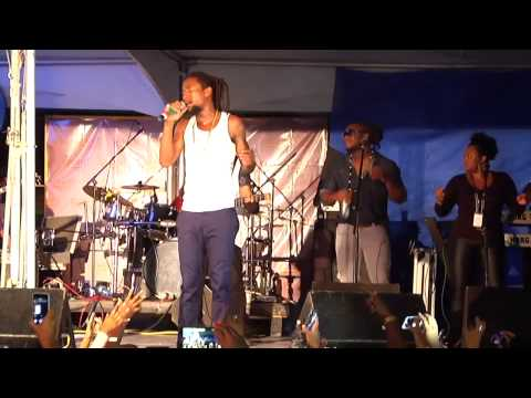 JAH CURE LIVE IN BELIZE (FULL SHOW)