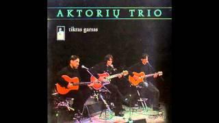 Aktorių Trio - Mažam broliui