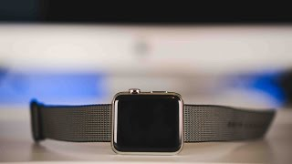 Apple Watch Black Woven Nylon Band Review