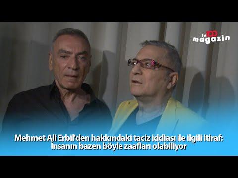 Mehmet Ali Erbil: Artık DM'den kimseye yürümeyeceğim