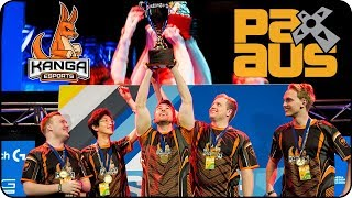 Video Kanga At PAX - Paladins Oceanic Championship 2017 download MP3, 3GP, MP4, WEBM, AVI, FLV Oktober 2018