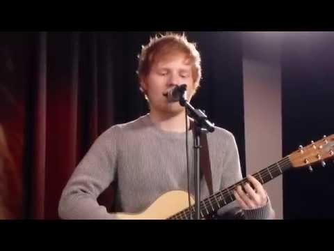 14-05.12 - WiLD 94.9 VIP Lounge: Ed Sheeran - Don't / Loyal [Cover] (2)