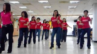 台北市中正區排舞教練班與Sue老師示範教學 [#03/06]