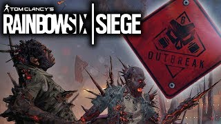 Zombies in Rainbow Six Siege! - Outbreak Gameplay & First Impressions