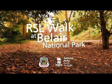 RSL Walk at Belair National Park