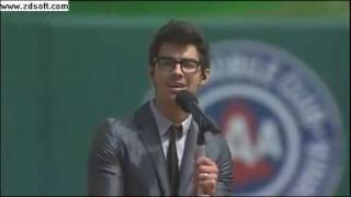 Jonas Brothers - Gotta Find You [Easter at Angel Stadium] - April 4, 2010