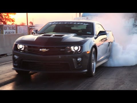 The 700 Hp Hennessey Camaro Zl1 Tuned Youtube