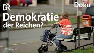 Haben wir eine Demokratie der Reichen? Wer sind Bayerns Nichtwähler?   DokThema