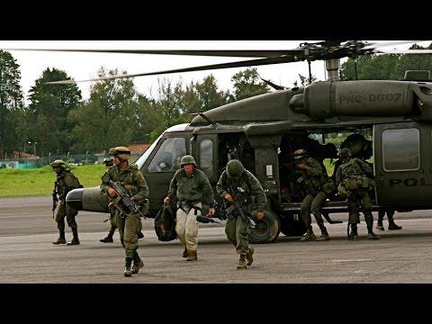 COMANDOS JUNGLA POLICÍA NACIONAL DE LO MEJOR – Fuerzas Armadas de Colombia