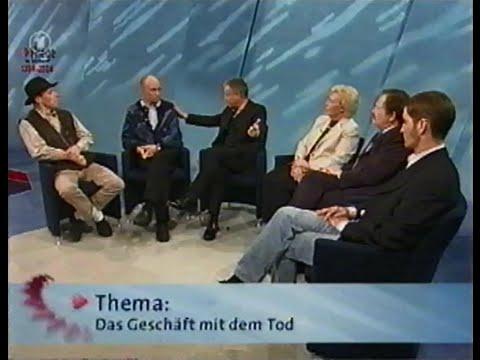 Körperwelten von Hagens Drewermann Fliege Talkshow