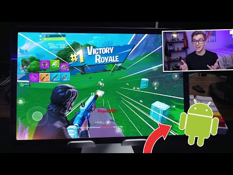 I Am Going To Be Playing Fortnite Mobile On ANDROID From Now On... (here's Why)